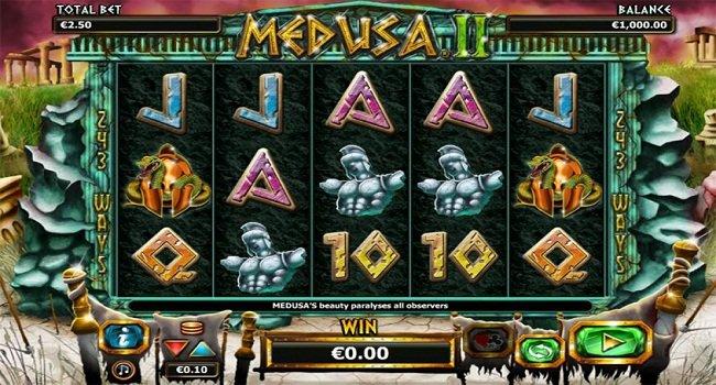 La machine a sous Medusa de Nextgen-min