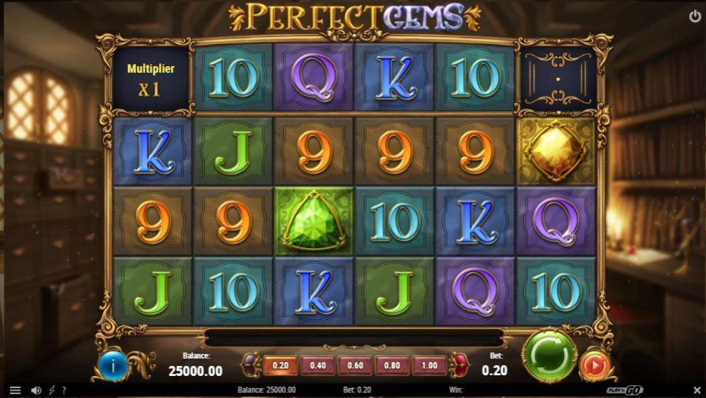 La machine a sous Perfect Gems de Play N Go-min