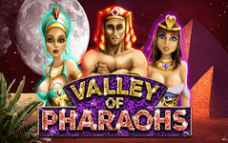 La machine a sous Valley of Pharaohs de Booming Games dans les casinos de France.-min