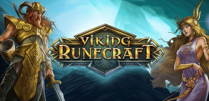 La machine a sous Viking Runecraft-min