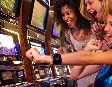 Les femmes et les jeux d'argent en ligne.