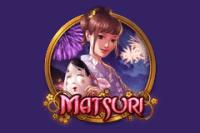 Matsuri de Play N Go dans les casinos de france-min