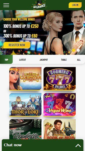ma chance casino, casino en ligne fiable en france avec cashlib mobile