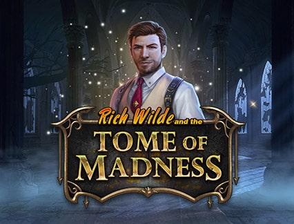 La machine a sous Tome of Madness Play 'N Go dans les casinos de France