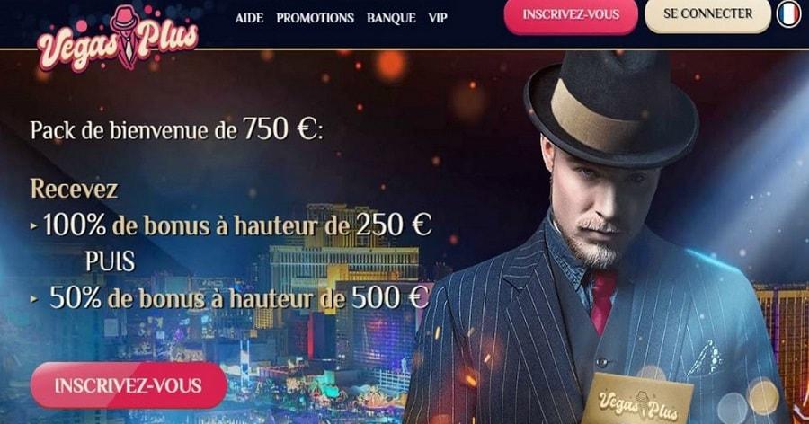 vegas plus casino avis, critique revue complete du casino en ligne vegas plus, vegas plus casino. bonus de casino en ligne