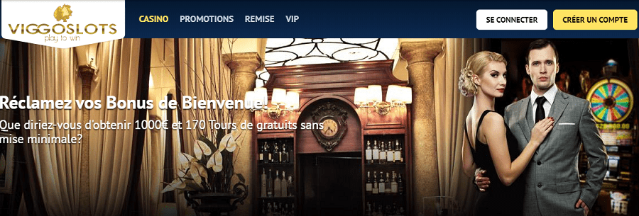 viggo slots casino pour les français avis revue critique et bonus
