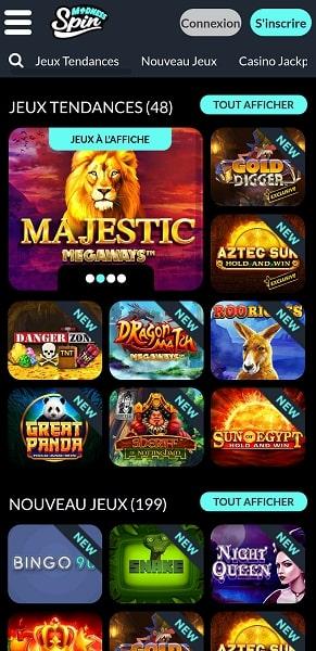 spin madness casino avis casino français en ligne nouveua casino 2020