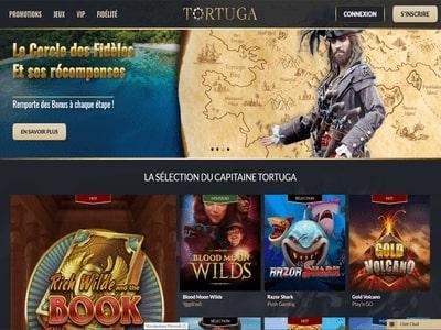 Mon évaluation du Casino en ligne Tortuga.