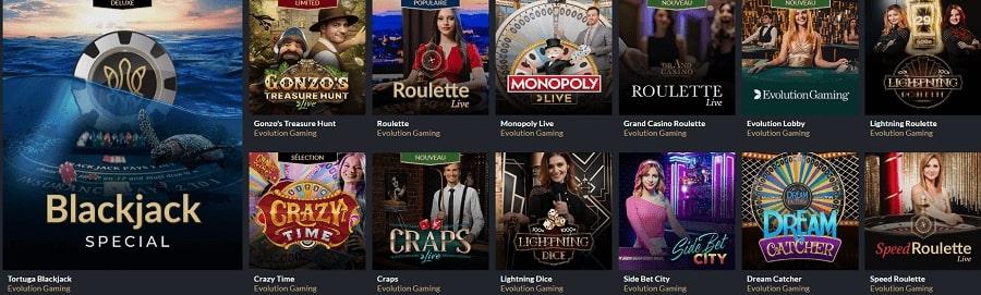 casino tortuga retrait rapide meilleur casino en ligne pour les français