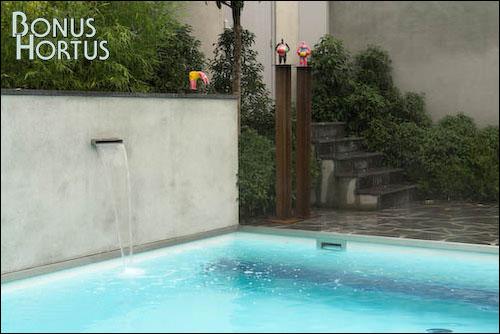 Bonus Hortus  tuinontwerp watermuur