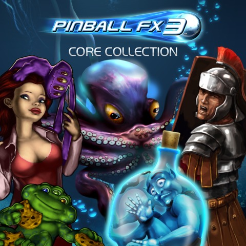 Pinball FX3 - Core Collection Review | Bonus Stage