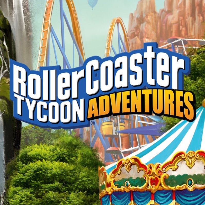 RollerCoaster Tycoon Adventures Review | Bonus Stage