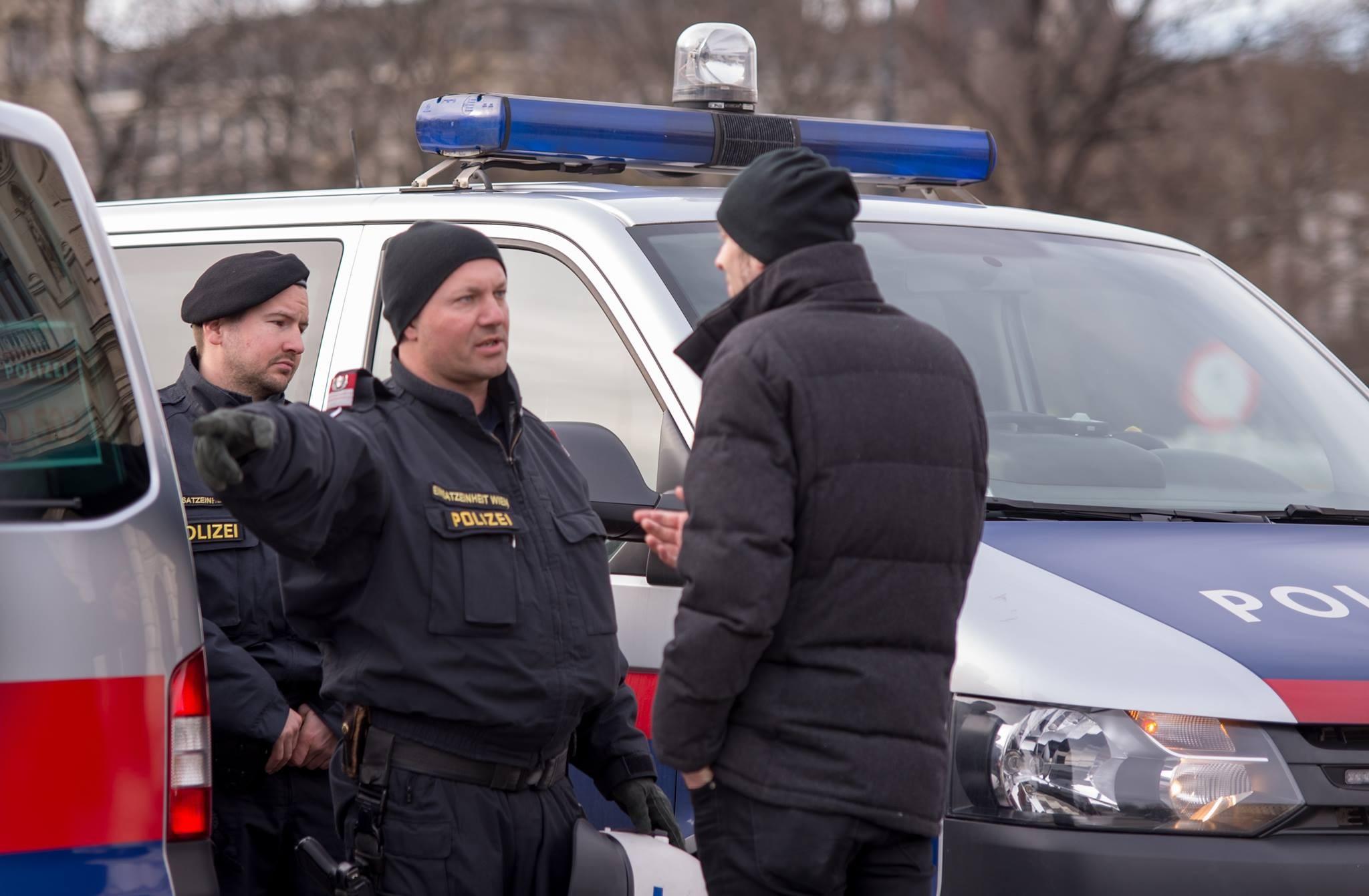 Als ich gegen die Wiener Polizei vor Gericht stand – und gewonnen habe