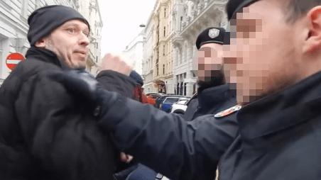 Pressefreiheit verteidigt: Sieg vor Gericht gegen die Wiener Polizei