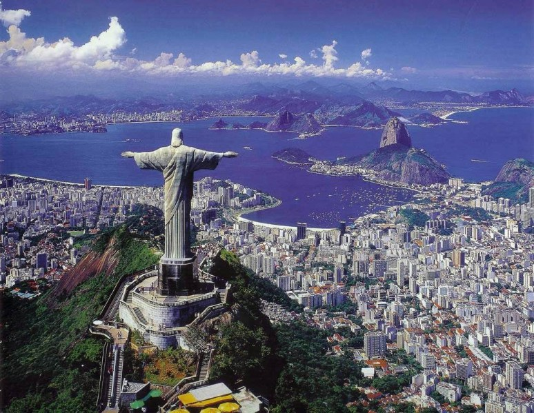 Brazil, land of the samba, the beaches, the Amazon!