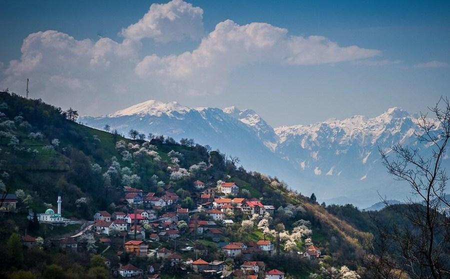 Bosnia Herzegovina, delight of Southern Alps!