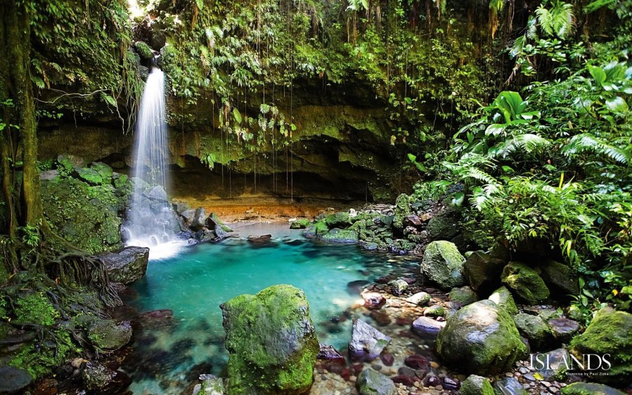 Dominica, the nature island of the Caribbean! A real gem!