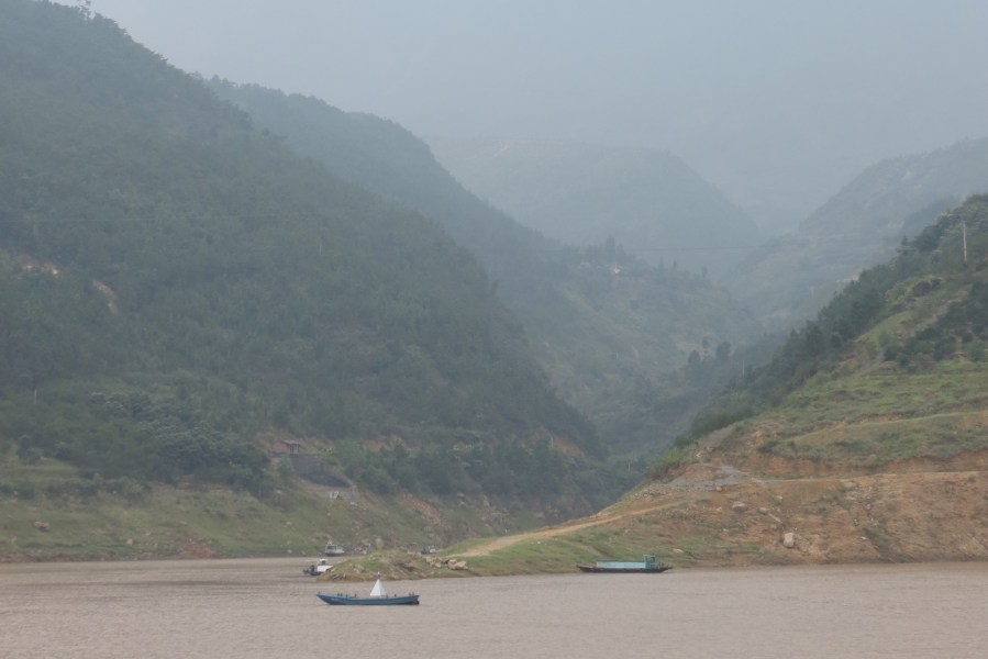 Yangtze River Cruise and the Yangtze Gold One !