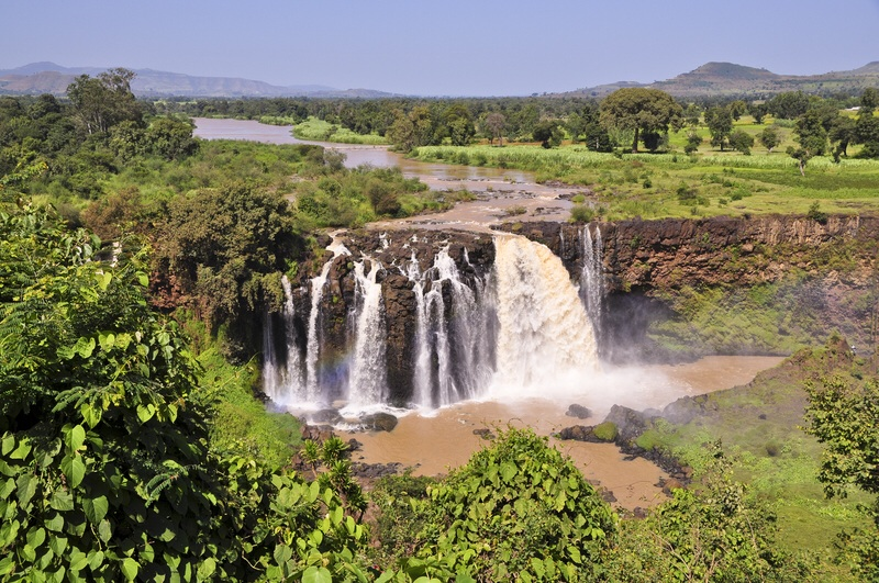 Ethiopia: the ancient home of Lake Tana, the source of the Blue Nile !