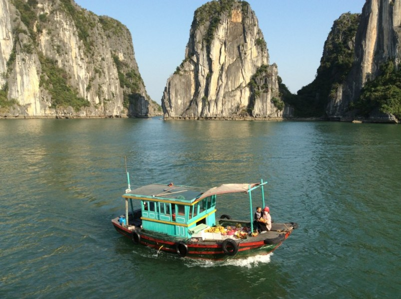 Halong Bay : A nature lover's paradise!