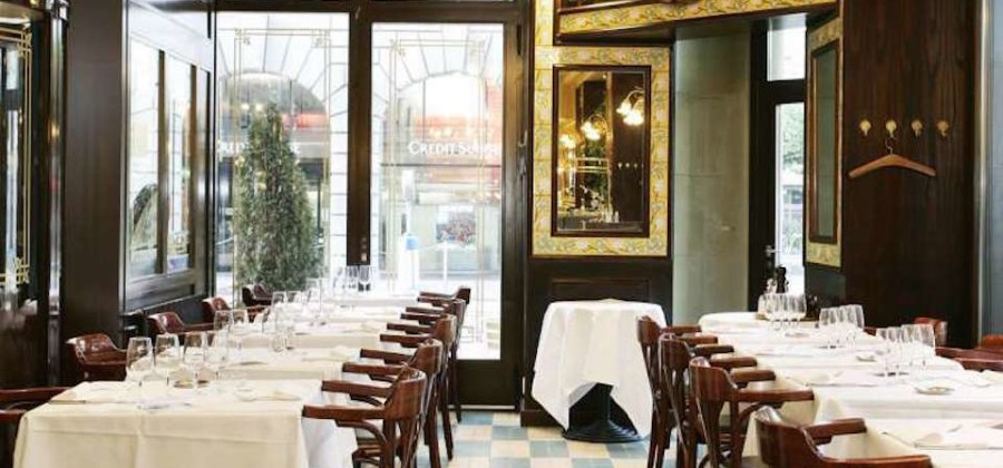 Top five bistros and brasseries of Paris!