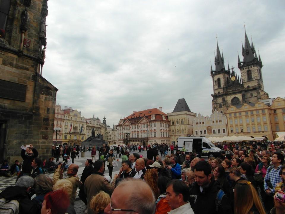 Prague : Old Town Square