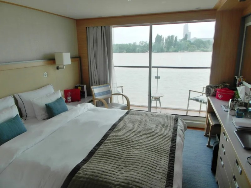 Viking River Cruises : best designed cabins afloat!