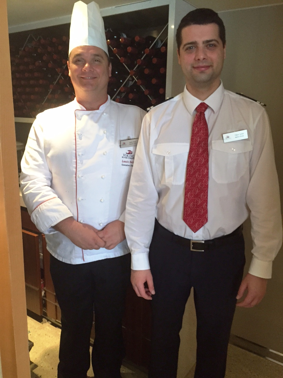 The Best Of Viking River Cruises Part I Bonvoyageurs - Dining room manager