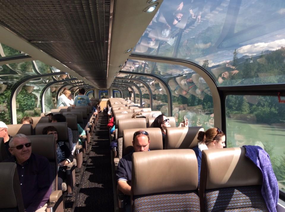 Rocky Mountaineer The Art Of Scenic Travel Bonvoyageurs