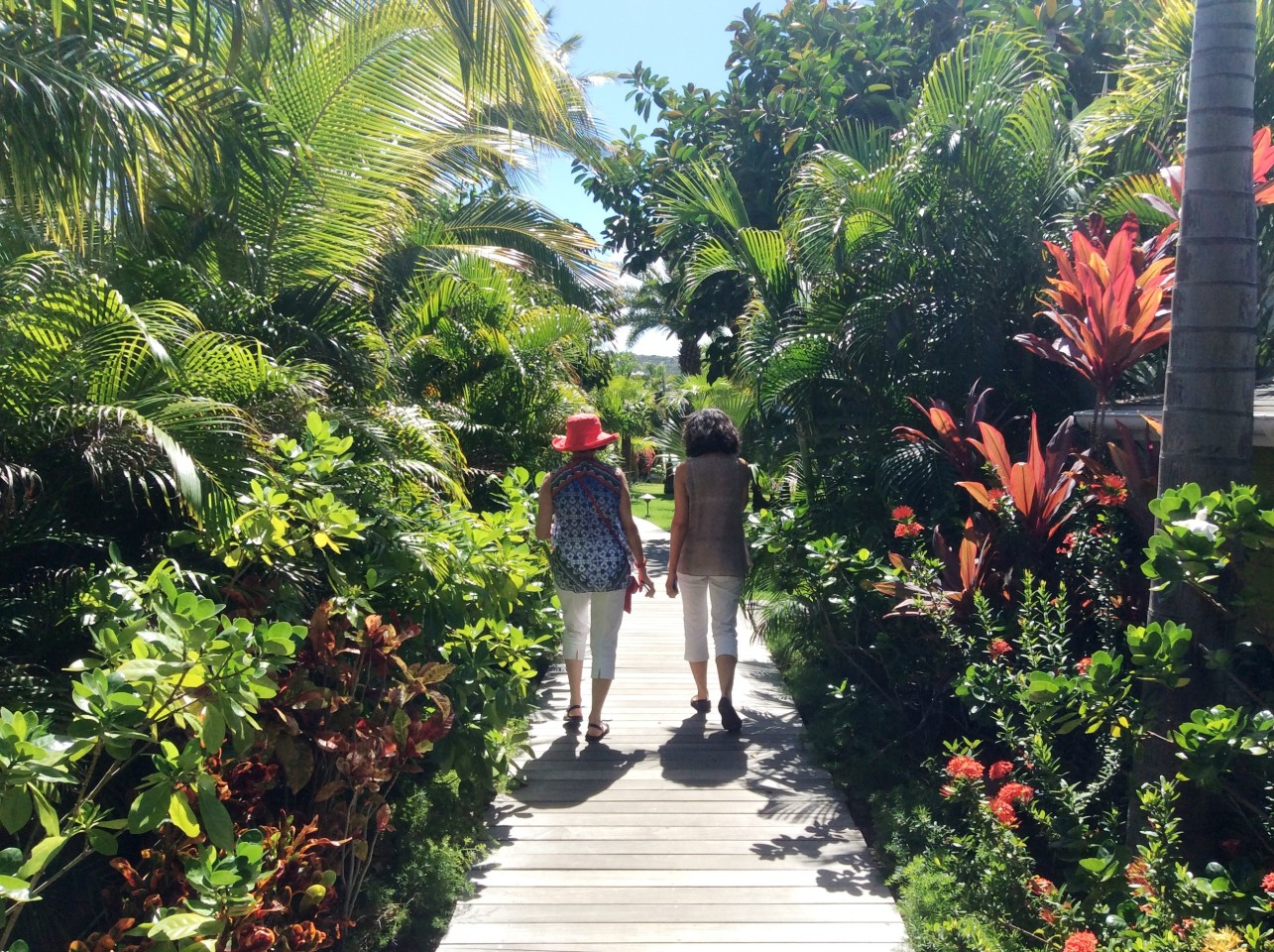 Le Guanahani - an exquisite resort on tres chic St Barth