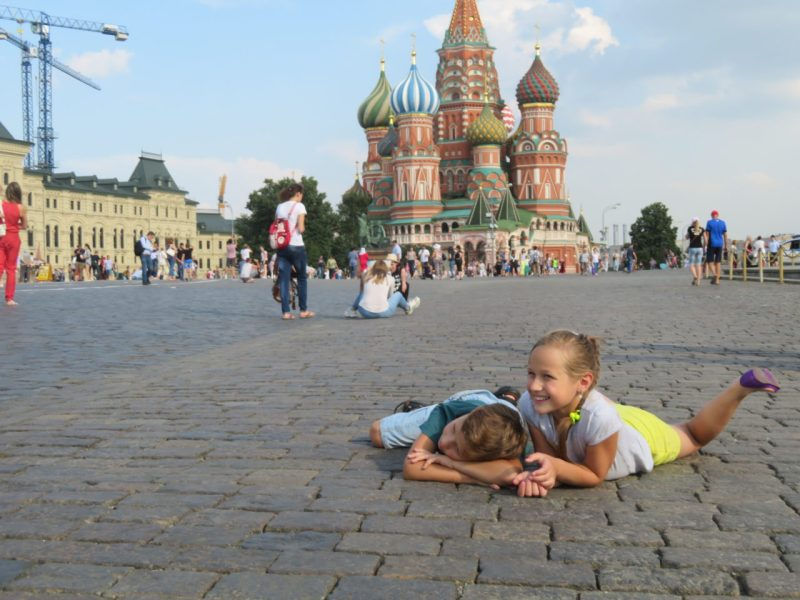 Moscow: Now a World-Class Destination