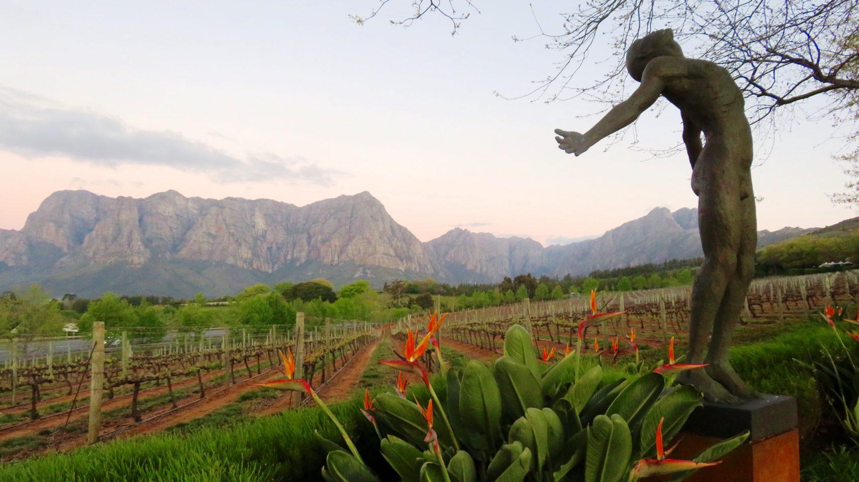 Spectacular Delaire Graff Estate in Stellenbosch, South Africa
