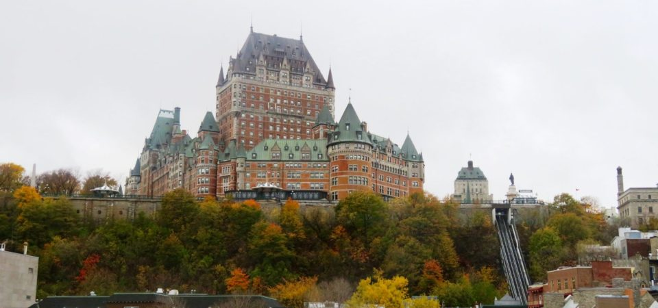 AN ODE TO THE CHARMING OLD CITY OF QUEBEC