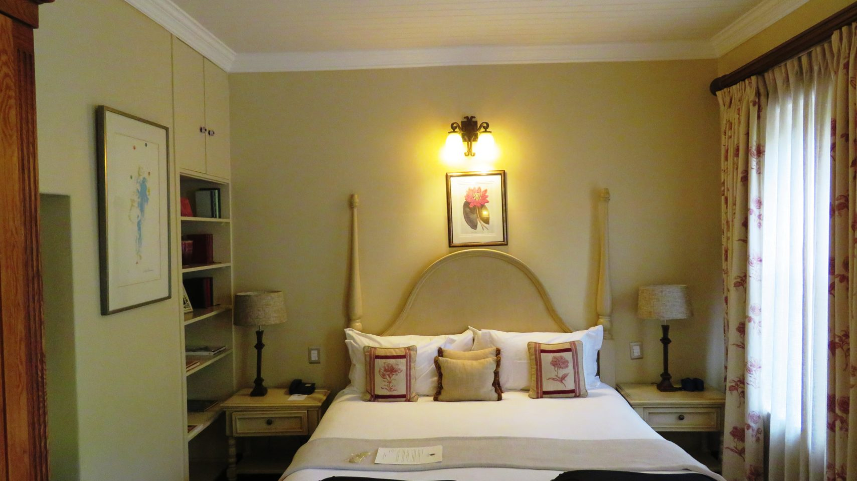 Our guestroom at the Coopmanhuijs Boutique Hotel & Spa