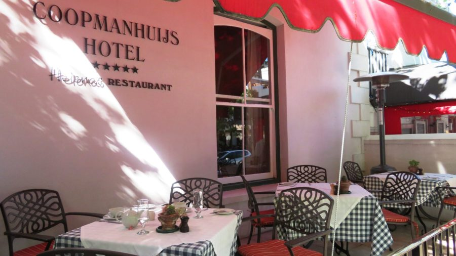 The Historic Coopmanhuijs Boutique Hotel & Spa
