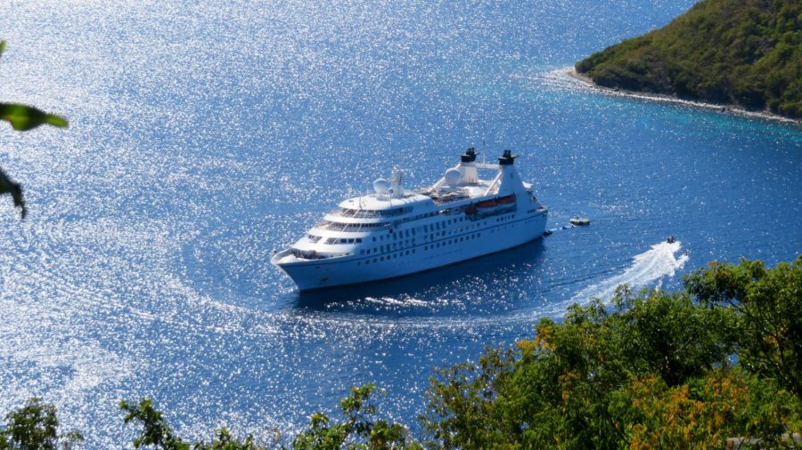Cruising with Windstar Cruises … How Paradise Feels