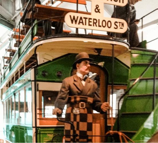 five-days-london-itinerary-london-transport-museum