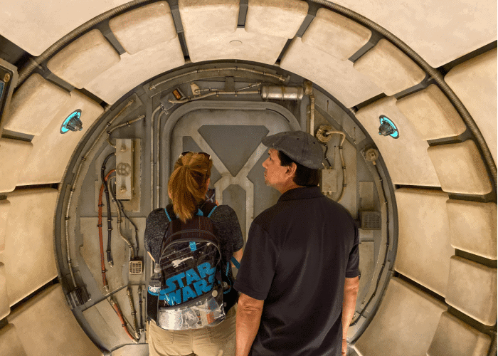best things to do at disney world with teens star wars ride