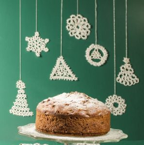 rum cake for christmas desserts around the world