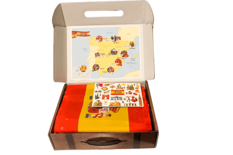 travel subscription box up and away