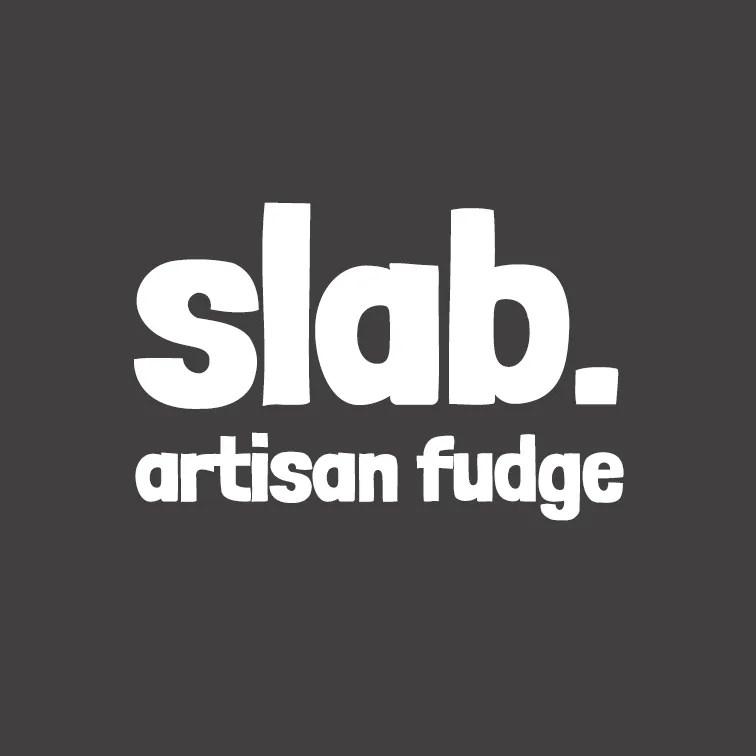Slab Artisan Fudge - Logo Square