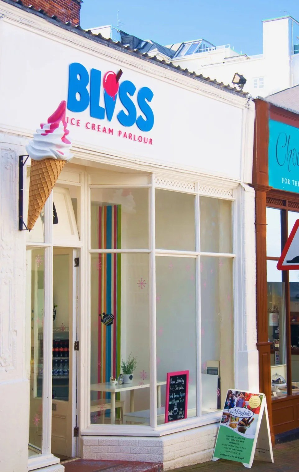 Bonza Confectionery - About Bliss Ice Cream Parlour 4
