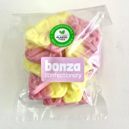 Bonza Confectionery - Strawb Cheesecake Romb 3