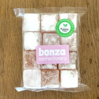 Bonza Confectionery - Turkish Delight rose1