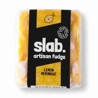 Slab Artisan Fudge - Lemon Meringue Product Photo