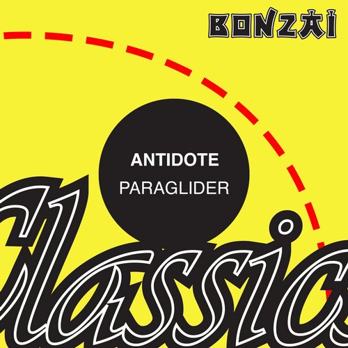 Antidote – Paraglider (Original Release 2003 Progrez Cat No. PRG-2003-010)