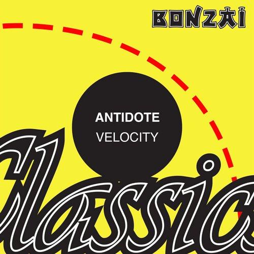 Antidote – Velocity (Original Release 2004 Progrez Cat No. PRG-2004-016)