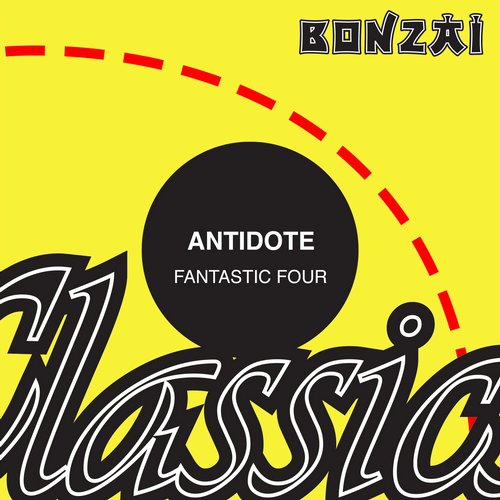 Antidote – Fantastic Four (Original Release 2009 Bonzai Limited Cat No. BL-2009-055)