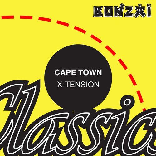 Cape Town – X-Tension (Original Release 2002 Green Martian Cat No. GM-2002-041)