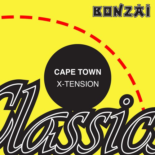 Cape Town – X-Tension (Original Release 2002 Green Martian Cat No. GM-2002-041)